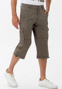 BRAX - STYLE LUCKY - Cargo trousers - khaki - 0