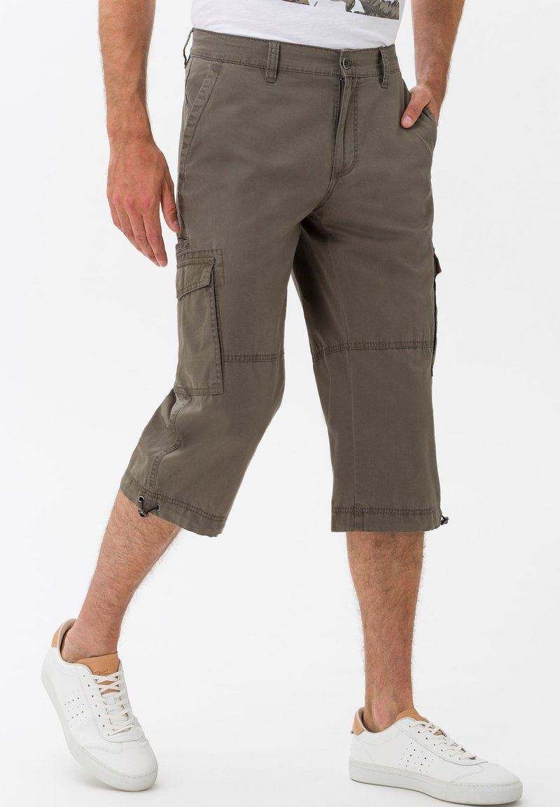 BRAX - STYLE LUCKY - Cargo trousers - khaki