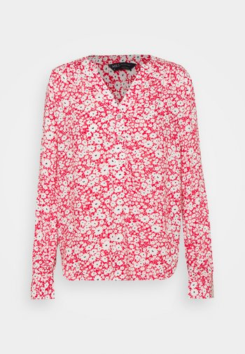 DITSY CASUAL BLOUSE - Blouse - coral