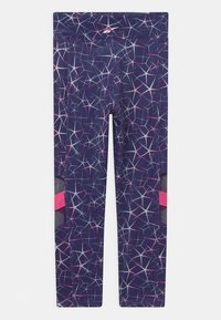 Reebok - GEO PRINT ANKLE - Leggings - multi-coloured - 1