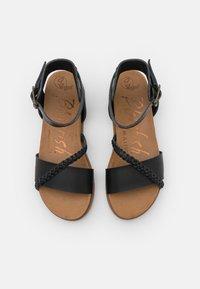 Blowfish Malibu - VEGAN FALTEN - Sandals - black - 5