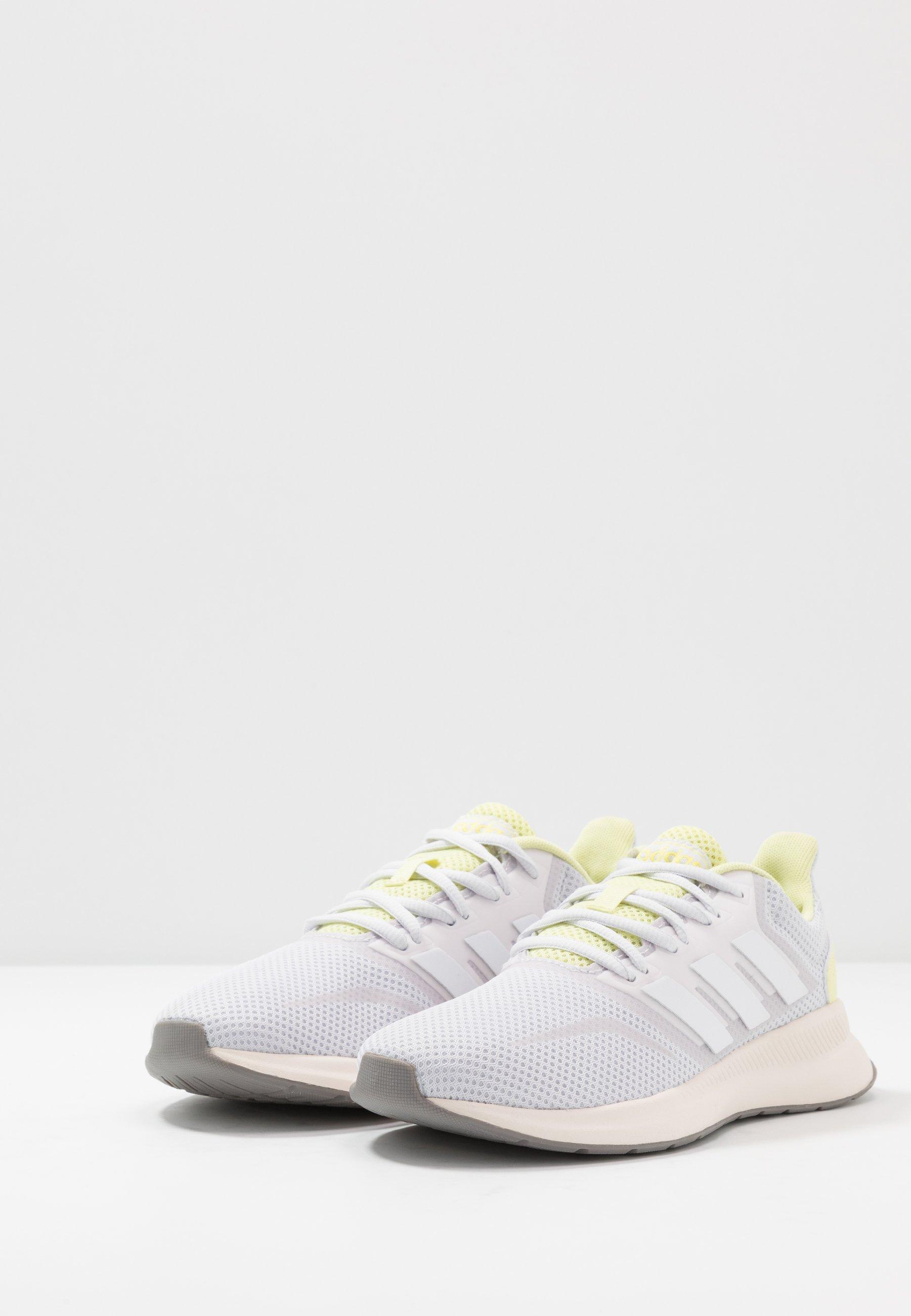 RUNFALCON Neutrala löparskor dash greyfootwear whiteyellow tint