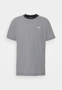 Obey Clothing - IDEALS STRIPE TEE - Print T-shirt - black - 0