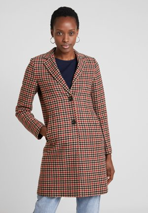 WITH REVERS - Classic coat - combo