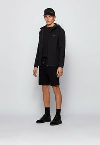 BOSS - SAGGY 2 - Zip-up hoodie - black - 1