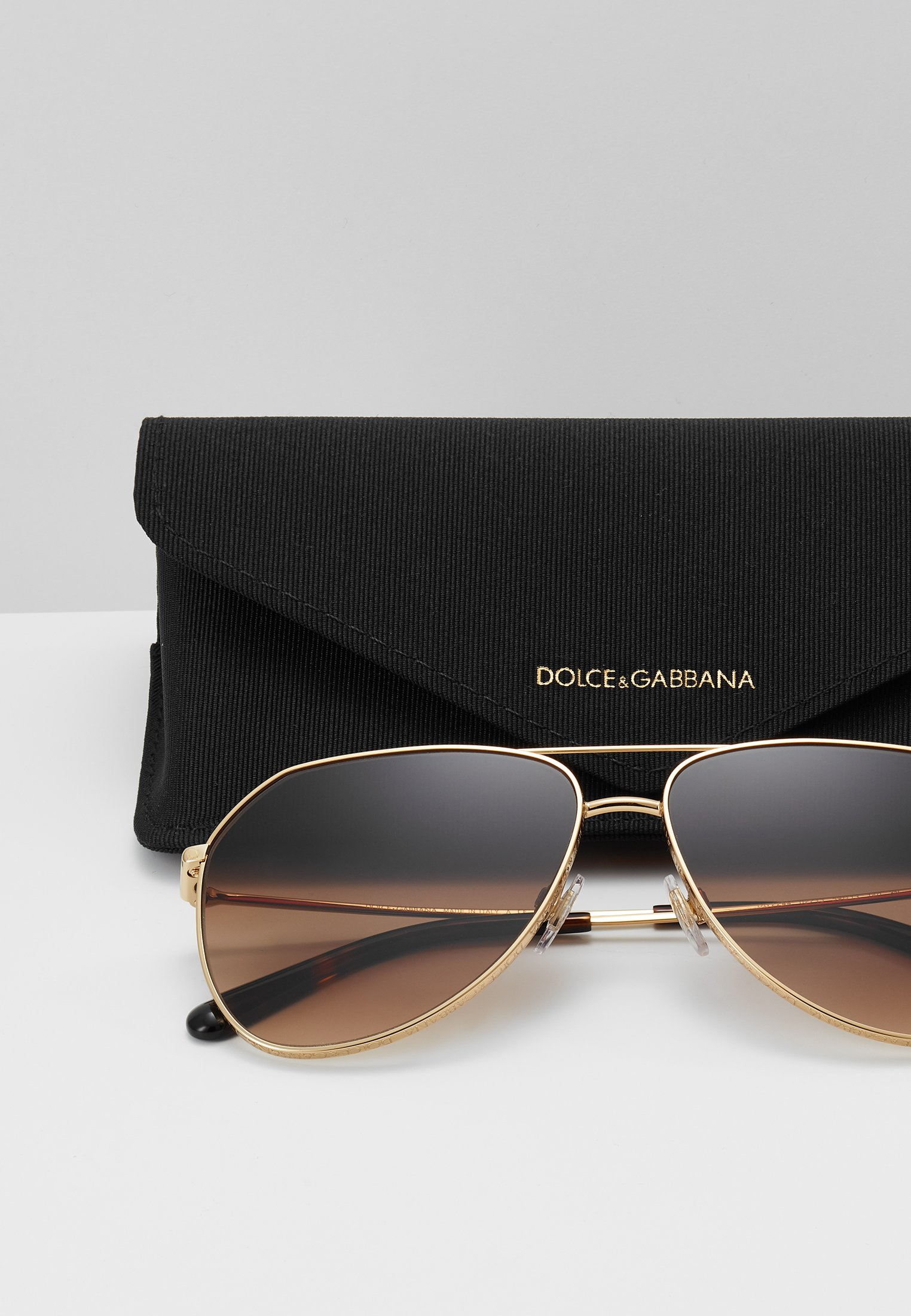 Dolce&Gabbana Solbriller - gold-coloured/gull 5fVXjZCxwPoz0K6