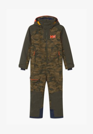 FLY HIGH SKI UNISEX - Snowsuit - olive