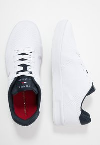 Tommy Hilfiger - LIGHTWEIGHT CUPSOLE - Trainers - white - 1