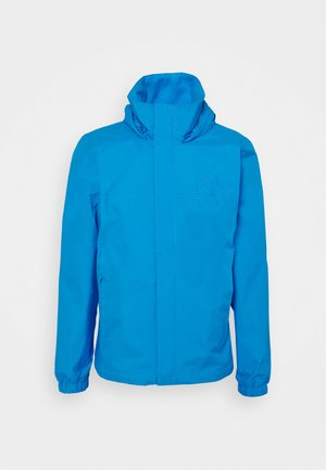 M RESOLVE 2 JACKET - Hardshell jacket - clear lake blue