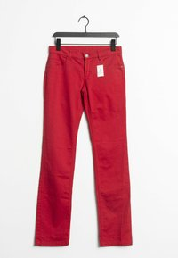 NAF NAF - Trousers - red - 0