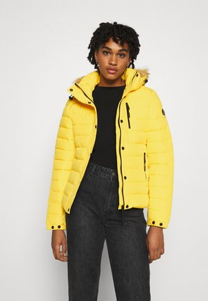 CLASSIC FUJI JACKET - Kurtka zimowa - nautical yellow
