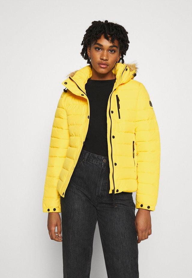 CLASSIC FUJI JACKET - Zimní bunda - nautical yellow