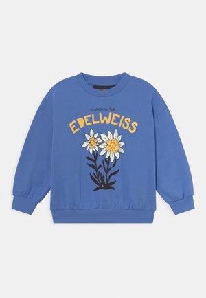 EDELWEISS - Sweatshirt - blue