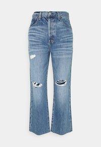 Ética - TYLER - Straight leg jeans - fleetwood - 0