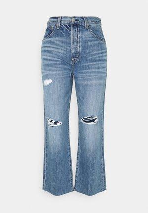 TYLER - Straight leg jeans - fleetwood