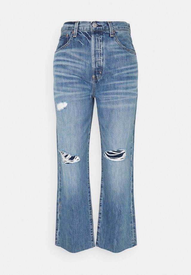TYLER - Jeans straight leg - fleetwood