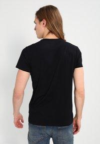 Pepe Jeans - ORIGINAL BASIC - Camiseta básica - black - 2