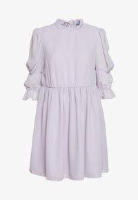 NA-KD - MINI DRESS - Koktejlové šaty/ šaty na párty - dusty lilac - 4
