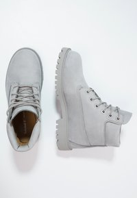 Timberland - Lace-up ankle boots - grey - 1