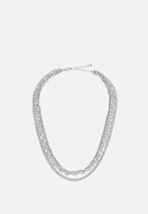 SALLY COMBI NECKLACE - Necklace - silver-coloured