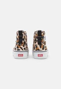 Vans - SENTRY  - Sneakers hoog - sand/true white - 3
