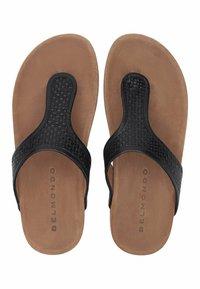 Belmondo - T-bar sandals - schwarz - 2
