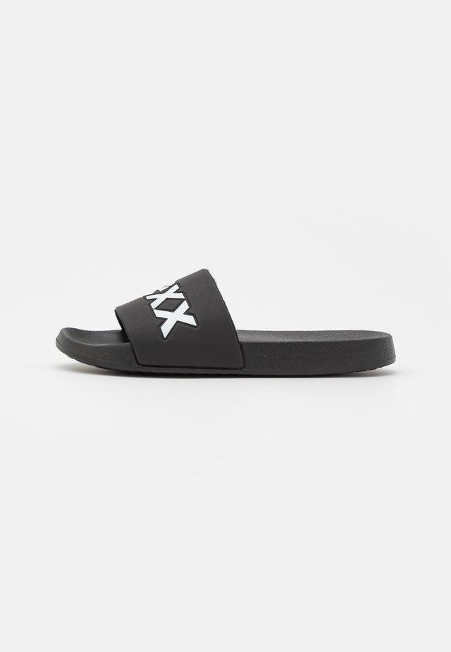 GALI - Pantofle - black