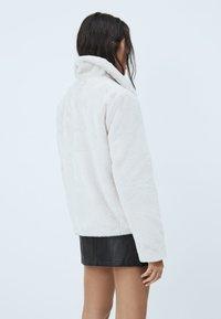 Pepe Jeans - ELISABETA - Winter jacket - light grey - 2