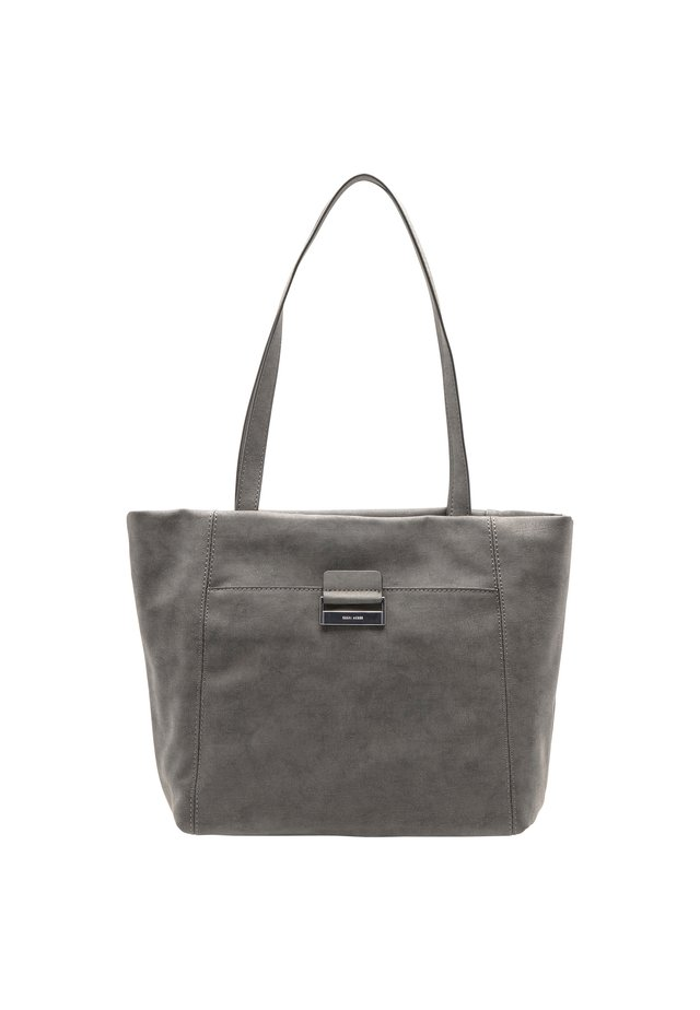 GERRY WEBER BE DIFFERENT SHOPPER LHZ - Tote bag - darkgrey