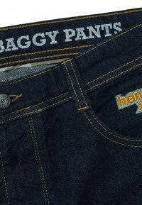 Homeboy - BAGGY - Relaxed fit jeans - indigo - 6