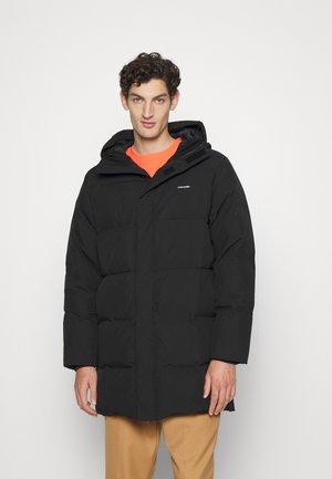 LOM JACKET - Down coat - black