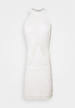 PAISLEY DRESS - Cocktailkjoler / festkjoler - white