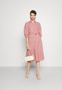 Diane von Furstenberg - LUNA DRESS - Denní šaty - orange - 1