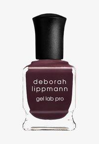 Deborah Lippmann - THE GIRL WHO FELL TO EARTH COLLECTION - GEL LAB PRO - Nagellak - burgundy - 0