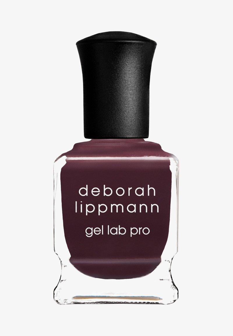Deborah Lippmann - THE GIRL WHO FELL TO EARTH COLLECTION - GEL LAB PRO - Nagellak - burgundy