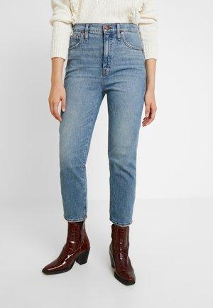 CLASSIC - Straight leg jeans - peralta wash