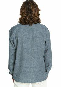 Quiksilver - Shirt - orion blue hemp check - 2