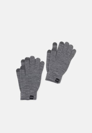 JACSONNY GLOVES 2 PACK - Fingervantar - grey melange