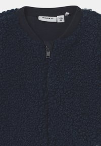 Name it - NBMROTEDDY  - Fleece jacket - dark sapphire - 2