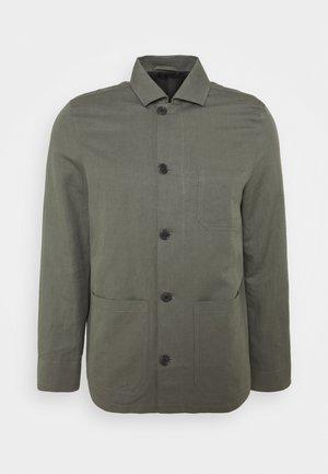 LOUIS JACKET - Lehká bunda - green grey