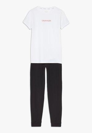 SET  - Pyžamová sada - white