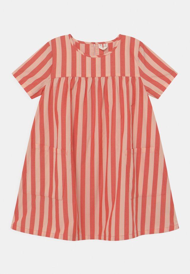 Korte jurk - red/pink