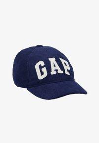 GAP - LOGO  - Casquette - tapestry navy - 1