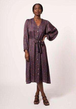 ANSELLIA - Day dress - brown