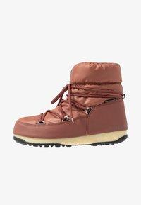 Moon Boot - LOW  WP - Bottes de neige - rust - 1