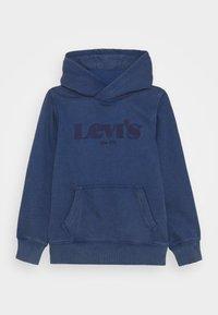 Levi's® - LOGO HOODIE UNISEX - Kapuzenpullover - estate blue - 0
