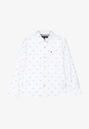 FLAG OXFORD - Camicia - white