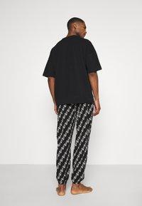 Calvin Klein Underwear - LOUNGE JOGGER - Pyjamas - black - 2
