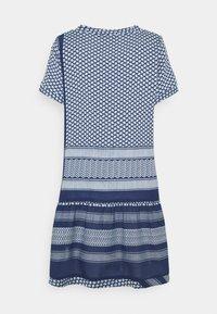 CECILIE copenhagen - DRESS - Vapaa-ajan mekko - twilight blue - 6