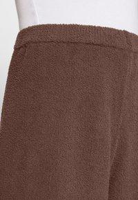 Monki - CALAH TROUSERS - Trousers - brown - 4